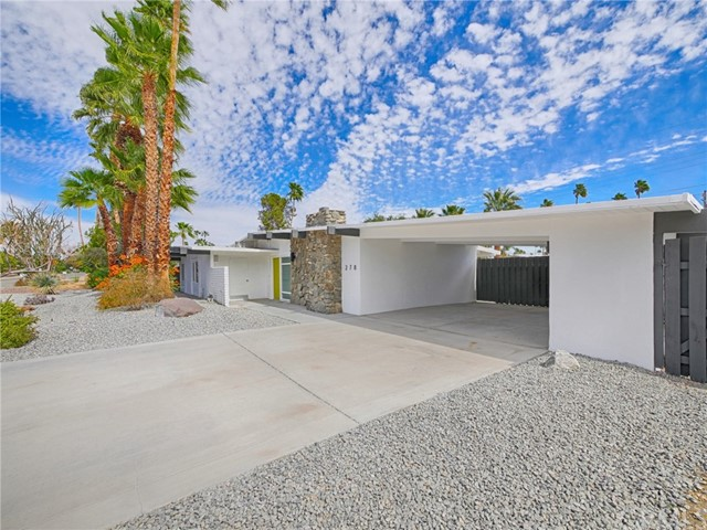 278 N Sunset Way, Palm Springs CA 92262