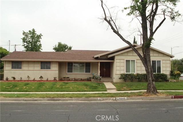 8245 Shoup Avenue, West Hills CA 91304