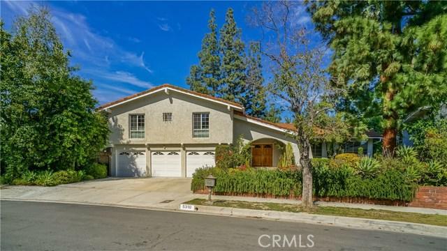 5310 Overing Drive, Woodland Hills CA 91367