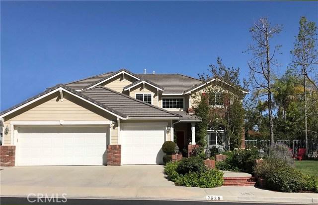 7538 Graystone Drive, West Hills CA 91304