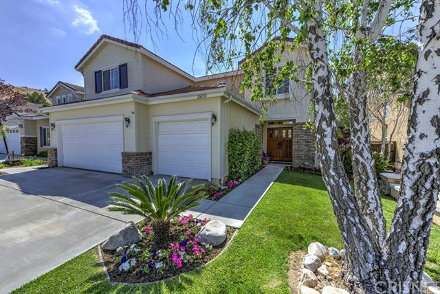 26134 Salinger Lane, Stevenson Ranch CA 91381