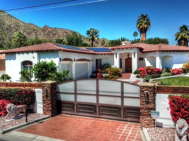 232 Overlook Road, Palm Springs CA 92264