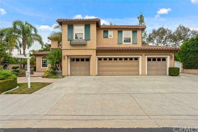 15261 Maysair Lane, Chino Hills CA 91709