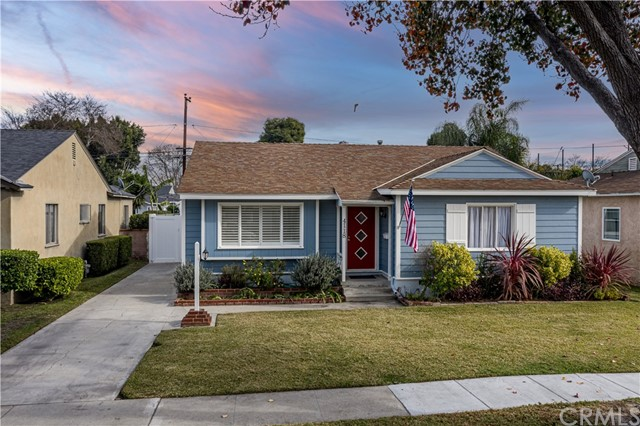 4118 Monogram Avenue, Lakewood CA 90713