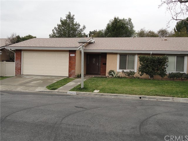 26493 Fairway Circle, Newhall CA 91321