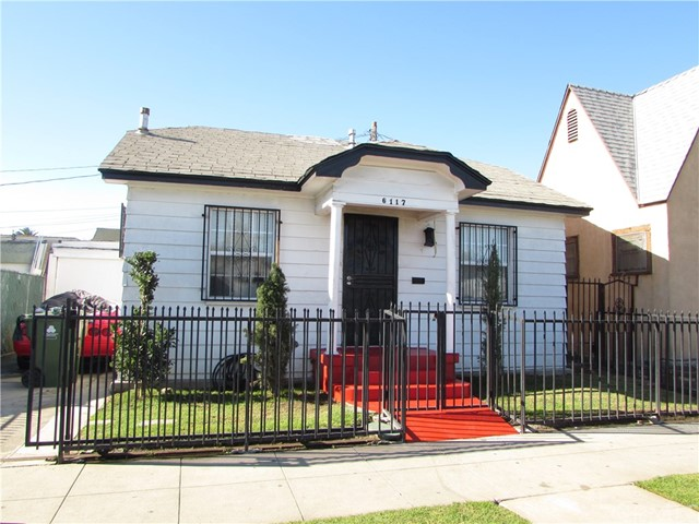 6117 S BUDLONG Avenue, Los Angeles CA 90044