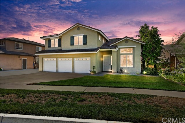 10123 Thorpe Court, Rancho Cucamonga CA 91737
