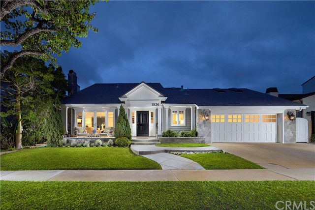 1836 Port Barmouth Place, Newport Beach CA 92660