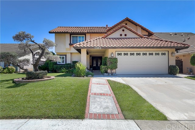 11553 Mammoth Peak Court, Rancho Cucamonga CA 91737
