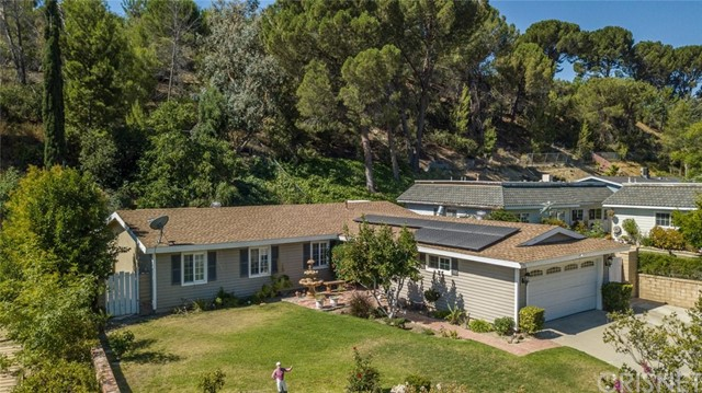 19554 Green Mountain Drive, Newhall CA 91321