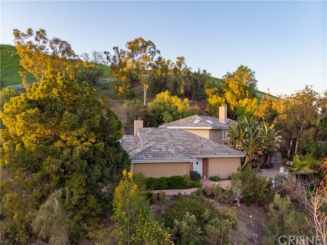 23747 Oakfield Road, Hidden Hills CA 91302
