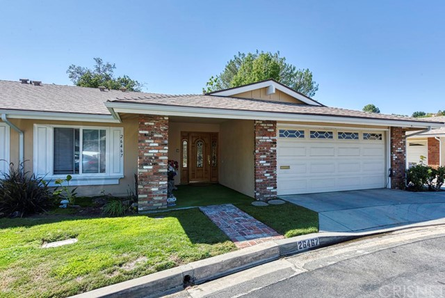 26467 Fairway Circle, Newhall CA 91321