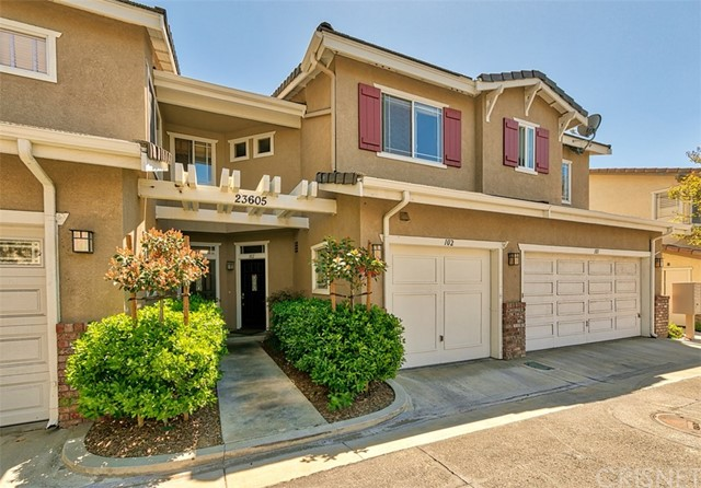 23605 Big Sky Walk Unit 102, Valencia CA 91354