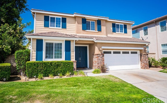 22177 Summer Breeze Court, Saugus CA 91390