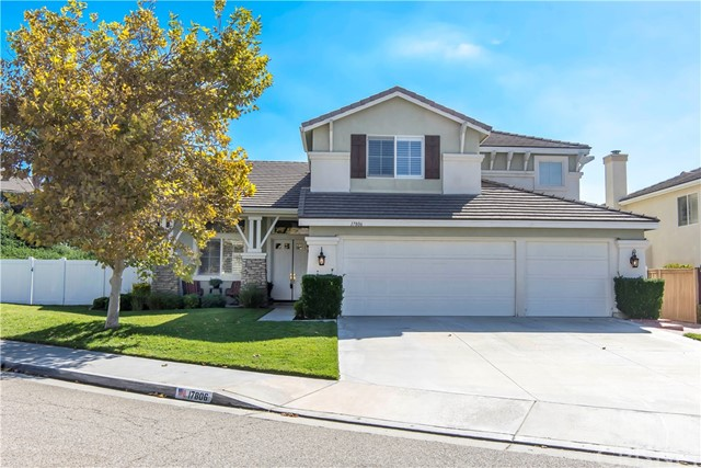 17806 Timber Branch Place, Canyon Country CA 91387