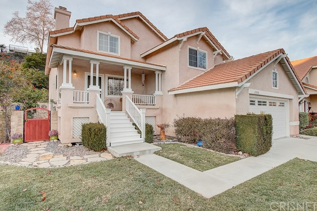 22246 Pamplico Drive, Saugus CA 91350