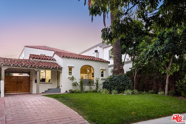 421 S WETHERLY Drive, Beverly Hills CA 90211