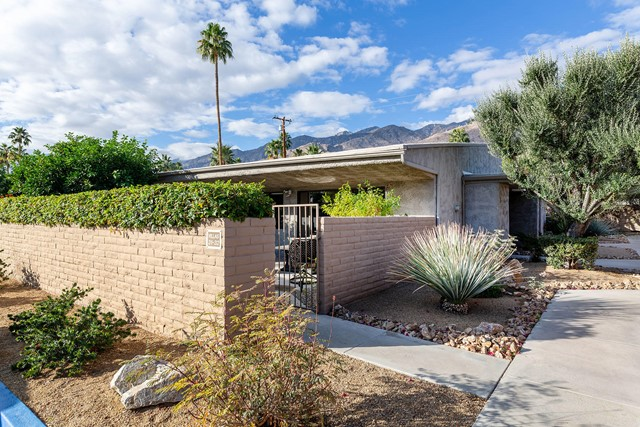 1111 Ramon Road Unit 31, Palm Springs CA 92264
